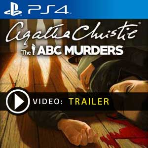Agatha Christie The ABC Murders PS4 Prices Digital or Physical Edition