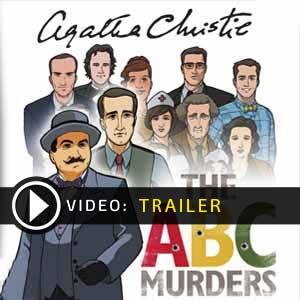 Buy Agatha Christie The ABC Murders CD Key Compare Prices