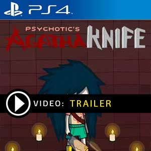 Agatha Knife PS4 Prices Digital or Box Edition