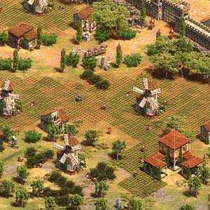 Age of Empires 2 Definitive Edition Farm