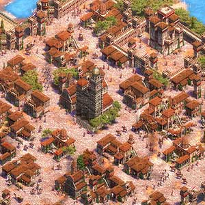 Age of Empires 2 Definitive Edition Town