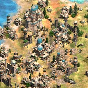 Age of Empires 2 Definitive Edition Persian Architecture