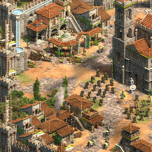 Age of Empires 2 Definitive Edition Lords of the West Units
