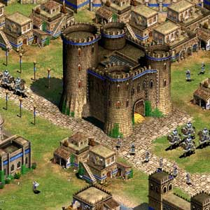 Age of Empires 2 HD Castle Age
