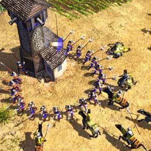 Age of Empires 3 - Tower Siege