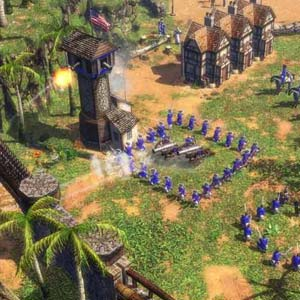 Age of Empires 3 - Castle Gate