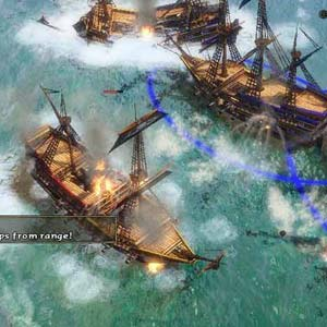 Age of Empires 3 - Naval Battle