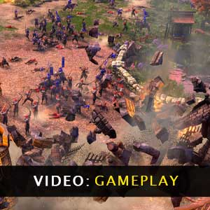 Age of Empires 3 Definitive Edition Gameplay Video