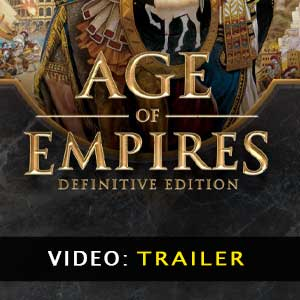 Age of Empires 3 Definitive Edition Trailer Video