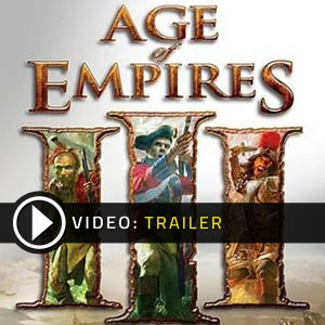 Buy Age of Empires 3 clé CD Keys Compare Prices