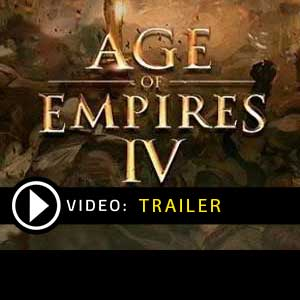 Buy Age of Empires 4 CD Key Compare Prices