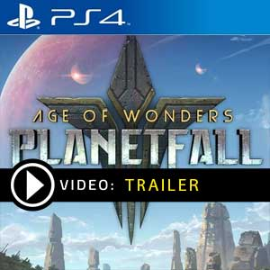 Age of Wonders Planetfall PS4 Prices Digital or Box Edition