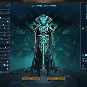 customize commander