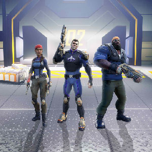 Agents of Mayhem Gameplay Image