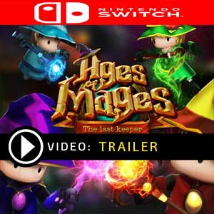 Ages of Mages The Last Keeper Nintendo Switch Prices Digital Or Box Edition