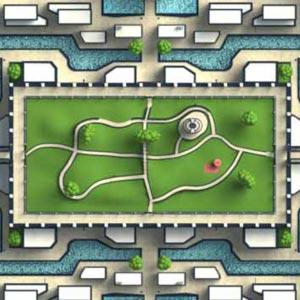 Air Brawl Map