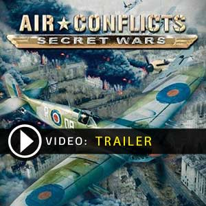 Buy Air Conflicts Secret Wars CD Key Compare Prices