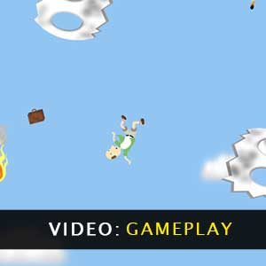 Air Marty Gameplay Video