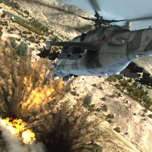 Air Missions HIND Attack