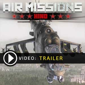 Buy Air Missions HIND CD Key Compare Prices