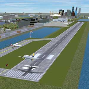 Air plane runway