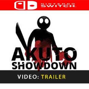Akuto Showdown Nintendo Switch Prices Digital or Box Edition