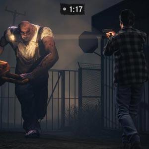 Alan Wakes American Nightmare - Boss Battle