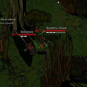avoiding enemy ambushes