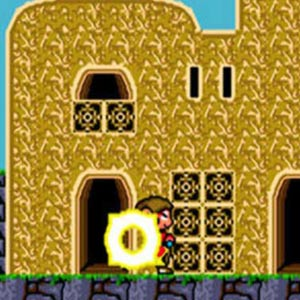 Alex Kidd in the Enchanted Castle Power