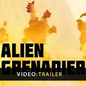Alien Grenadier The Lost Colony