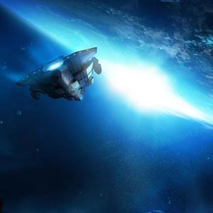 Alien Rage - Spaceship