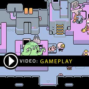 Alien Squatter Gameplay Video