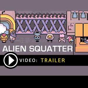 Alien Squatter