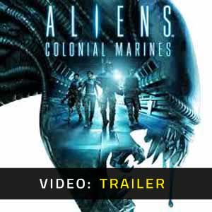 Aliens Colonial Marines Video Trailer