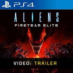 Aliens Fireteam Elite PS4 Video Trailer