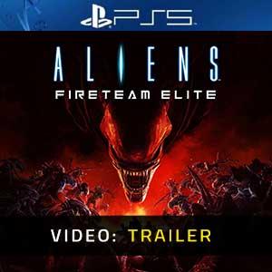 Aliens Fireteam Elite PS5 Video Trailer