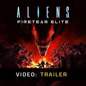Aliens Fireteam Elite Video Trailer