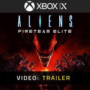 Aliens Fireteam Elite Xbox Series X Video Trailer