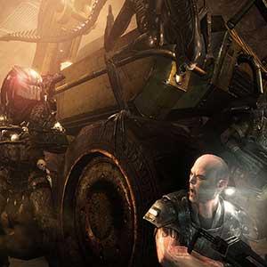 Aliens VS Predator Alien Battle