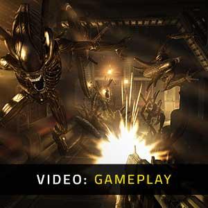 Aliens VS Predator Gameplay Video