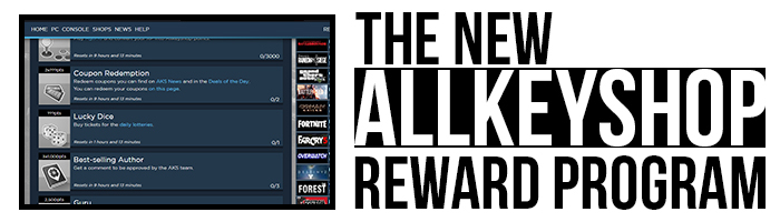 AllKeyshop Reward Program