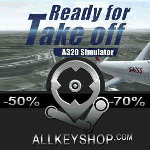 A320 Simulator Ready for Take Off
