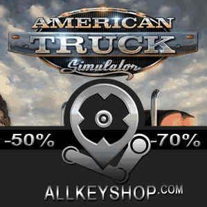 Buy American Truck Simulator CD KEY Compare Prices - AllKeyShop com