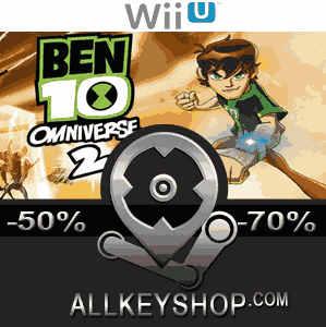 Buy Ben 10 Omniverse 2 Nintendo Wii U Download Code Compare Prices