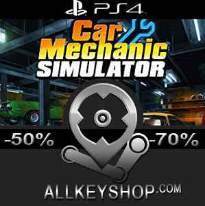 Buy Car Mechanic Simulator Ps4 Compare Prices
