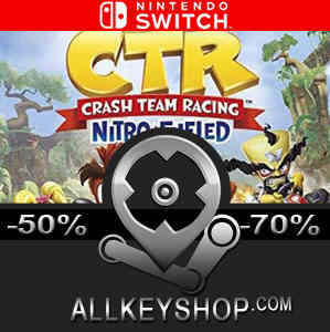 Buy Crash Team Racing Nitro-Fueled Nintendo Switch Compare prices