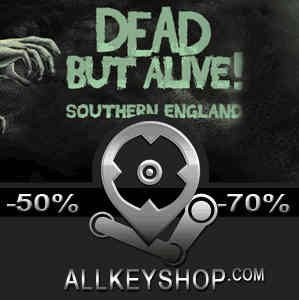 Dead But Alive! Southern England