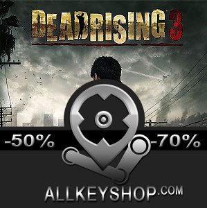 Buy Dead Rising 3 Cd Key Compare Prices Allkeyshop Com