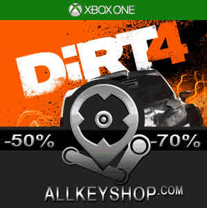 buy dirt 4 xbox one code compare prices. Black Bedroom Furniture Sets. Home Design Ideas