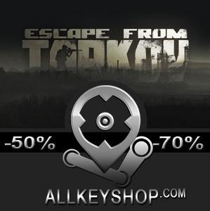 Buy Escape from Tarkov CD KEY Compare Prices - AllKeyShop com